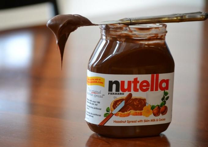 Denuncia sobre Nutella