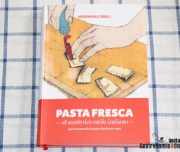 Libro Pasta Fresca de Hermanas Simili