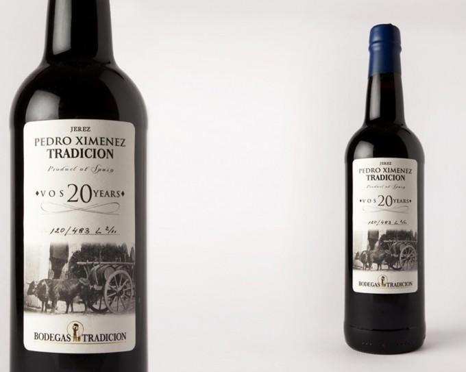 Premio Alimentos de España al Mejor Vino 2015 es para el Vino Pedro Ximénez Tradición