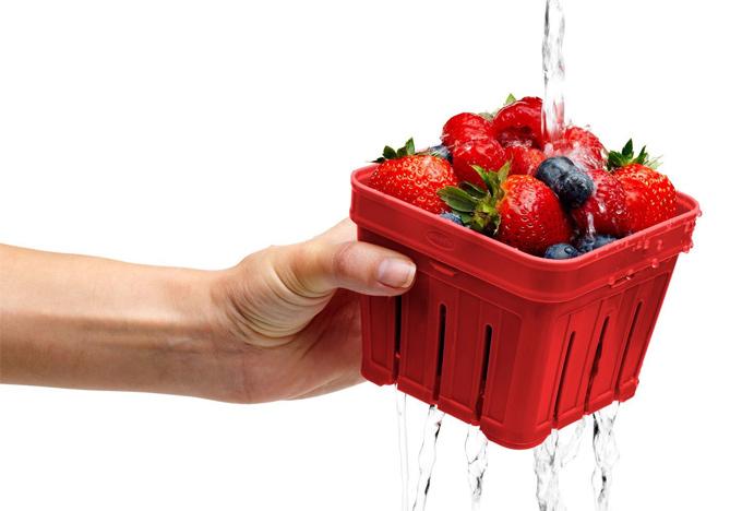 Berry Basket de plástico