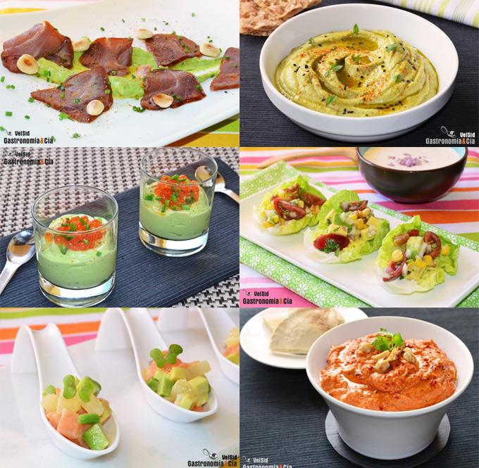 recetas de tapas y aperitivos
