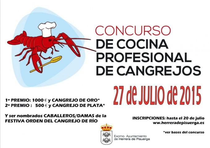 Concursos Cocina | Concurso De Cocina Profesional De Cangrejos 2015 Convocatoria