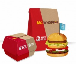 McDonald's y Burger King