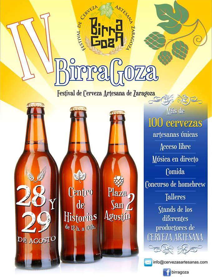 Festival de la Cerveza Artesana de Zaragoza