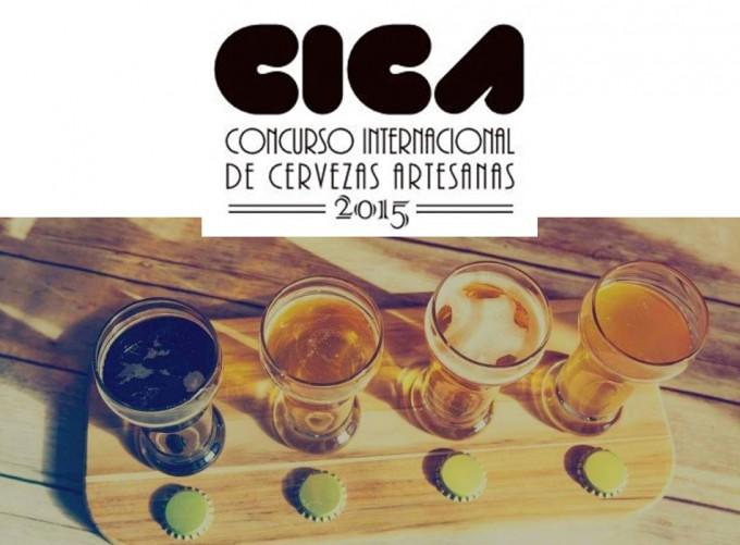 Concurso Internacional de Cervezas Artesanas 2015