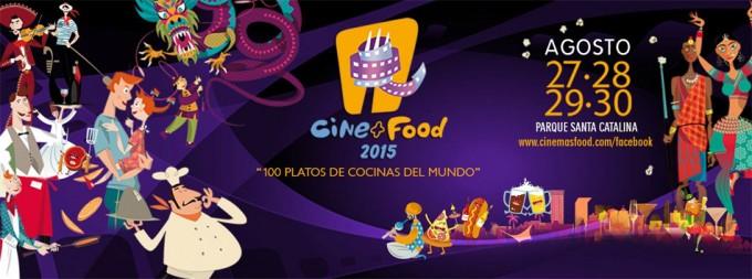 Festival cine y gastronomía