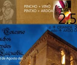 Concurso de Pinchos de Laguardia
