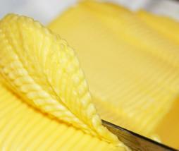 mantequilla y colesterol malo