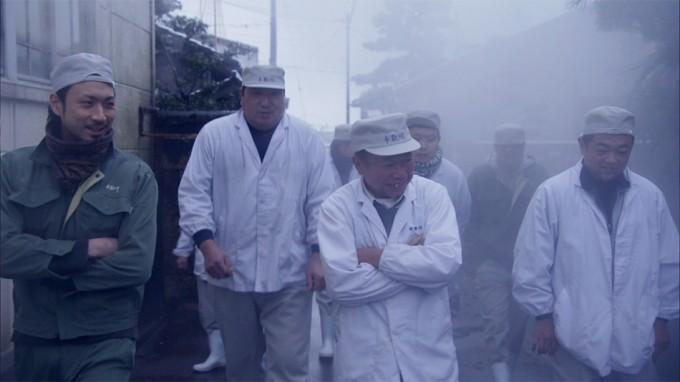 El nacimiento del sake
