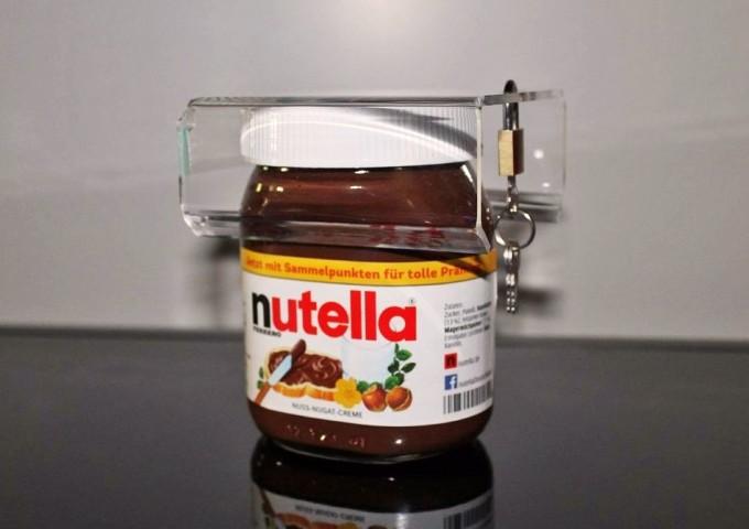 Nutella Locks