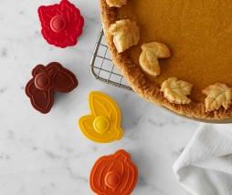 Cortador de galletas para otoño
