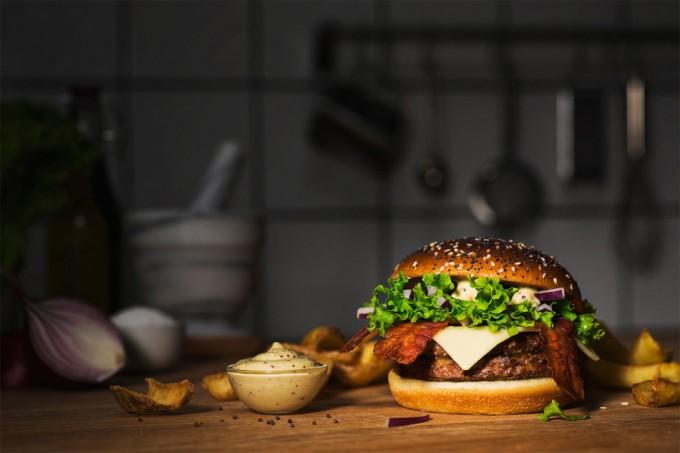 Hamburguesa gourmet de McDonald's