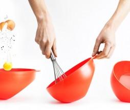 Bol para tortillas en microondas