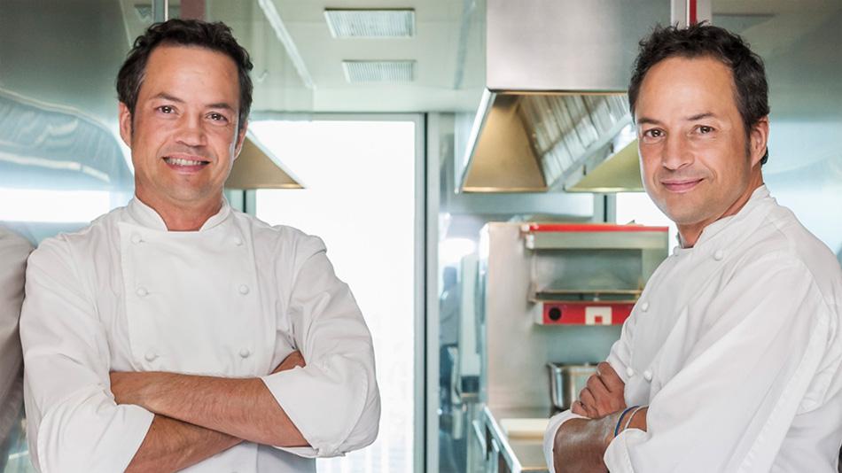 Torres en la cocina nuevo programa de sergio y javier for La cocina de sergio