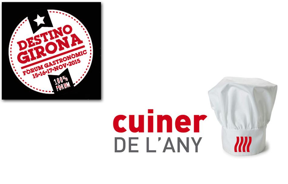 Nominados al Premio Cuiner de l'Any 2015