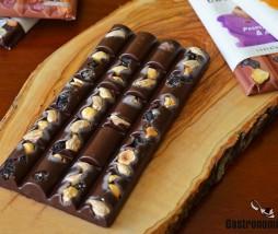 Tabletas de chocolate