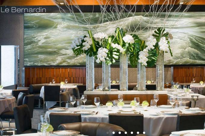 Le Bernardin, Mejor Restaurante de Nueva York