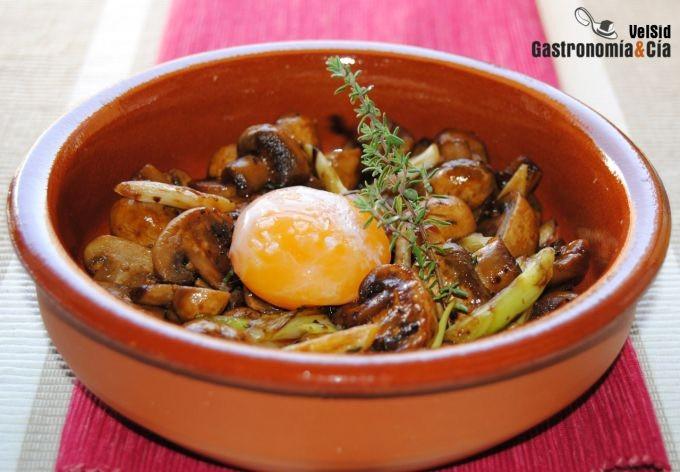 Recetas de cocina con huevos