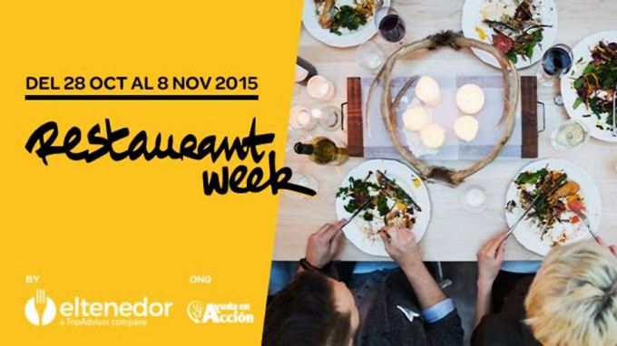 Semana de los restaurantes