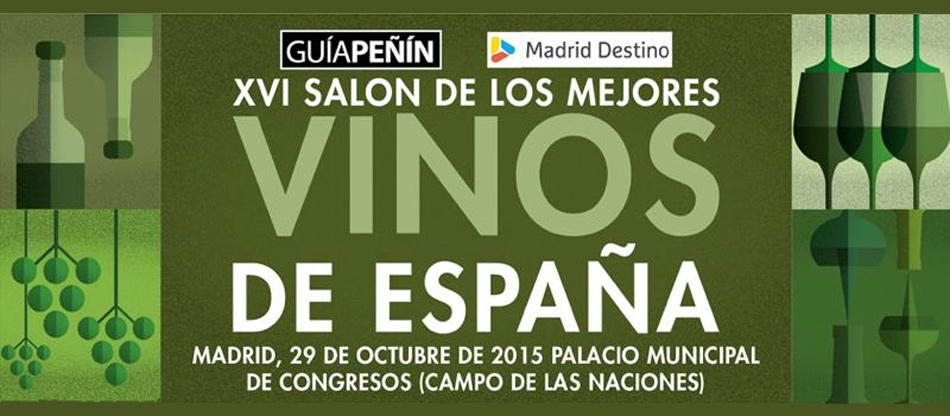 Sal n de los mejores vinos de espa a 2015 for Los mejores sofas de espana
