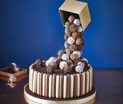 Anti-Gravity Pouring Cake Kit