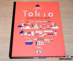 Libro de cocina Tokio