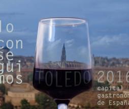 Toledo, Capital Española de la Gastronomía