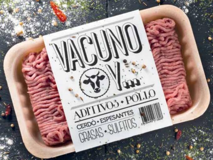 Fraude en los alimentos con base de carne