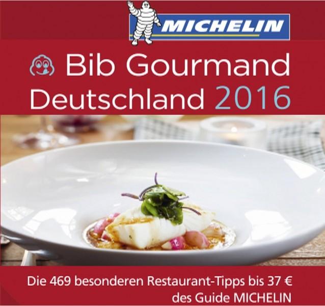 Restaurantes bib Gourmand de Alemania