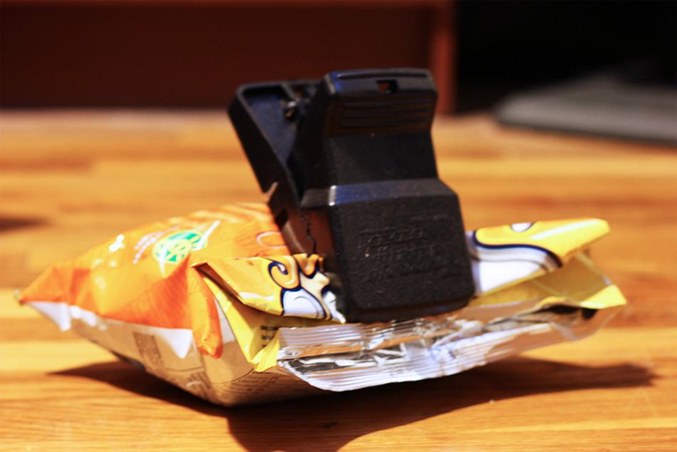 Cómo Cerrar Una Bolsa De Patatas Chips Gastronomía Cía