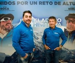 El Heladero del Himalaya. Jordi Roca y Carlos Soria