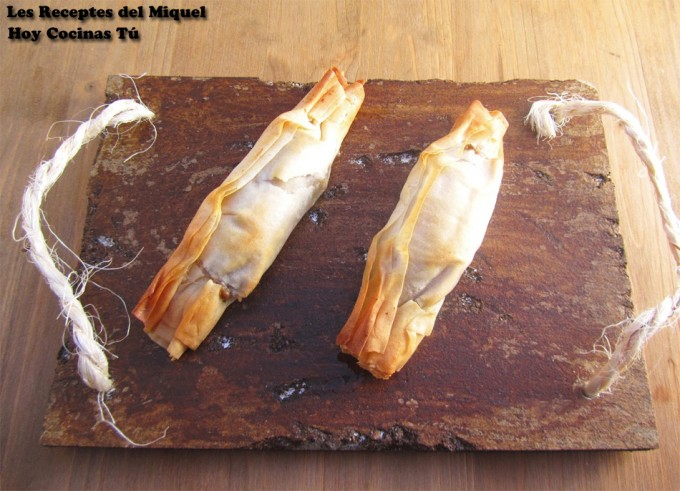 Hoy Cocinas Tú: Caramelos de boletus y foie