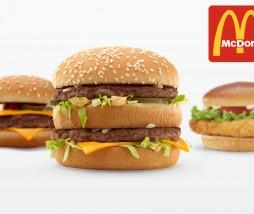 Dieta a base de hamburguesas McDonald's