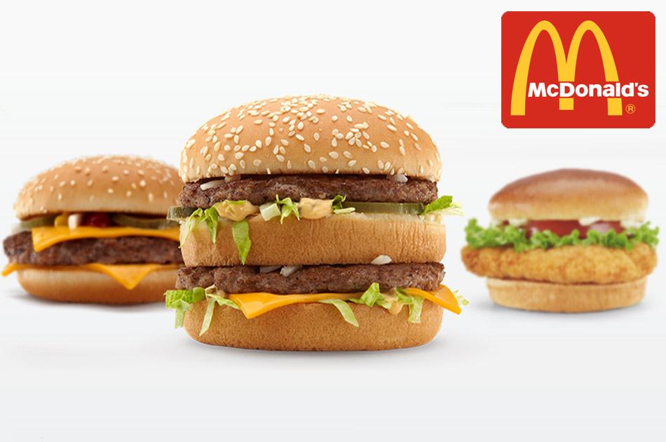 ¿Adelgazar comiendo hamburguesas McDonald's?
