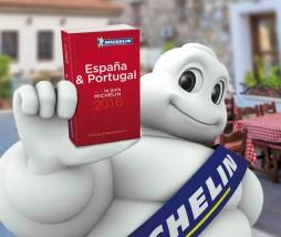 Guía Michelin de España y Portugal 2016