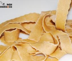 Pasta italiana funcional