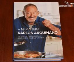 Libro de Karlos Arguiñano