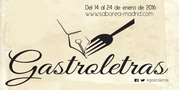 Gastroletras Madrid