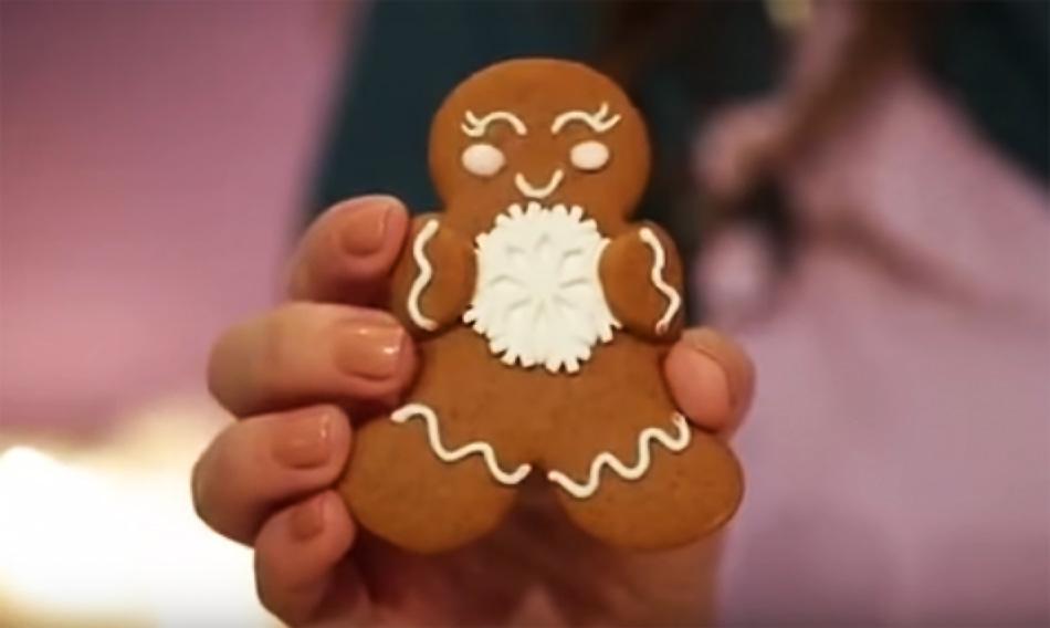 Cómo hacer Gingerbread Man originales