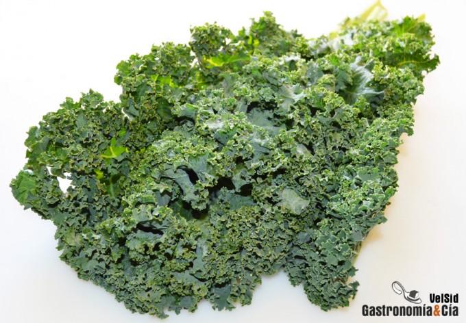 Kale o col rizada