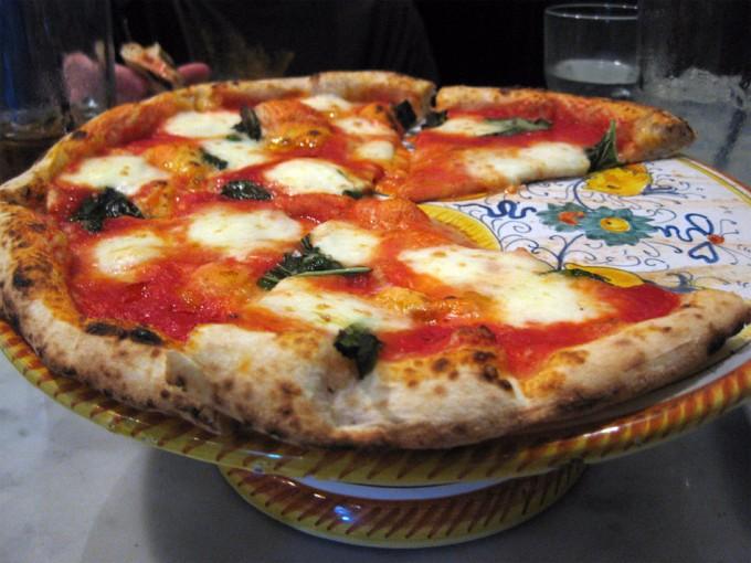 Pizzas napolitanas con ETG