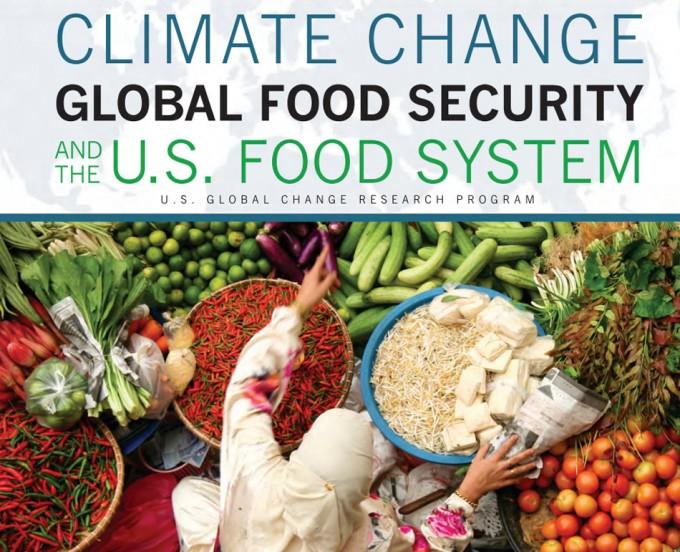 Informe del USDA sobre el cambio climático