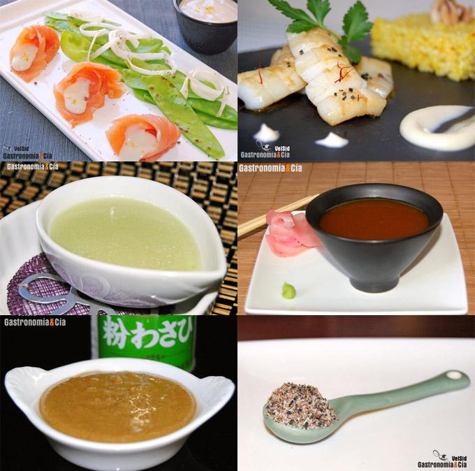 Recetas cpn wasabi