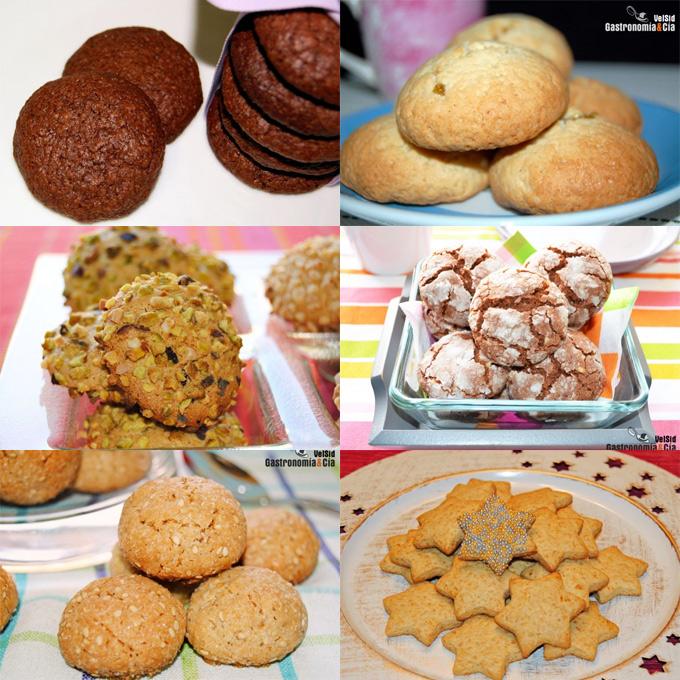 Doce recetas de galletas para dejar a los Reyes Magos