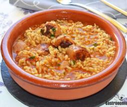 Receta de arroz meloso