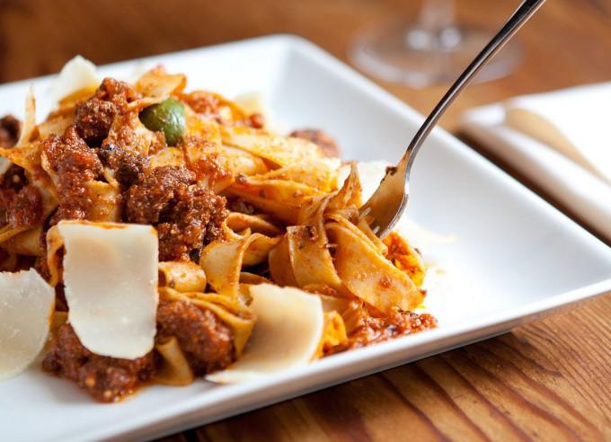 Poder pedir medias raciones en los restaurantes