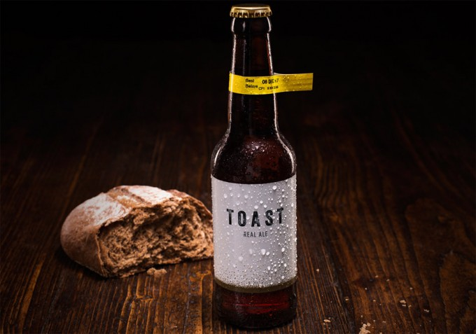 Toast Real Ale