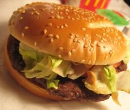 Estudio sobre el consumo de fast food