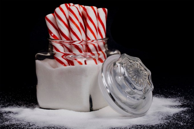 Gravar los alimentos y bebidas con azúcar