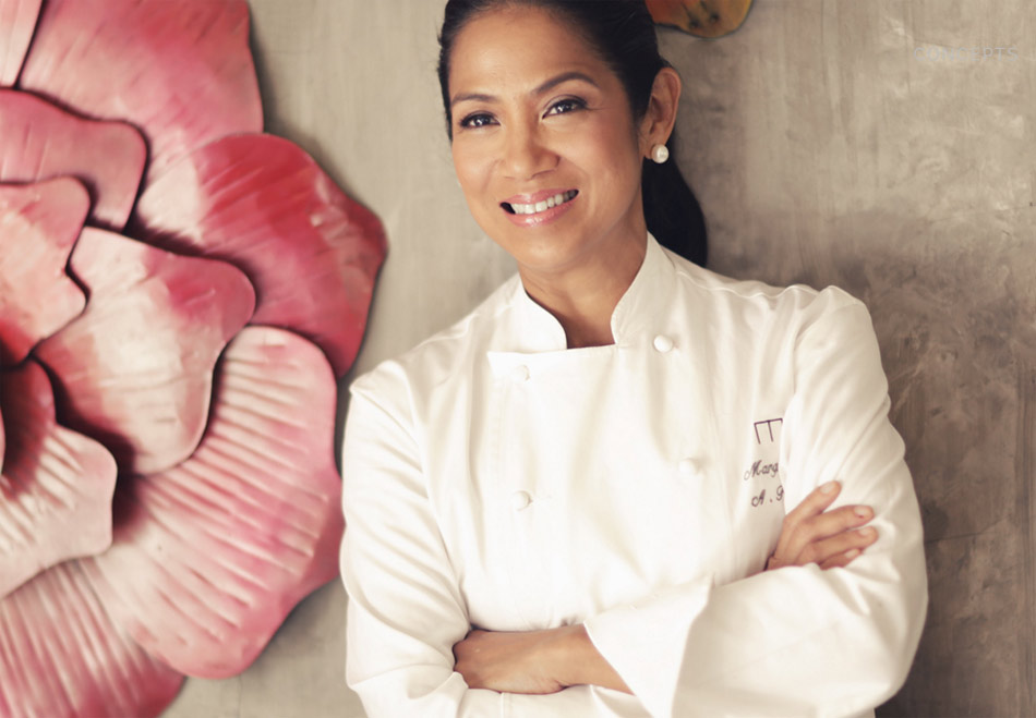 Margarita Forés, Mejor Chef Femenina de Asia 2016